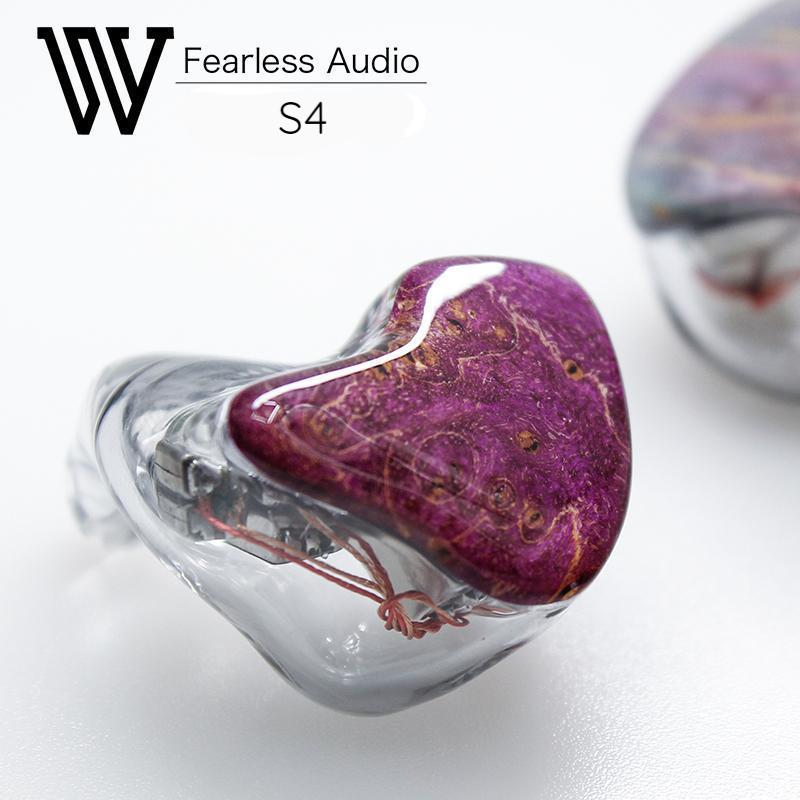 Fearless Audio S4