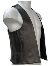 Load image into Gallery viewer, Classic Leather Bar Vest