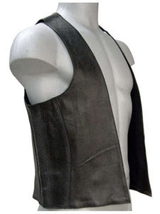 Classic Leather Bar Vest