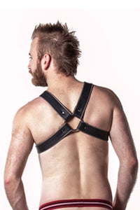 X Harness Single Fold Back