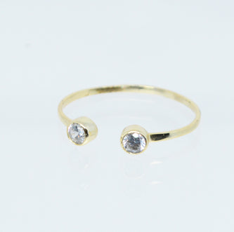 Adjustable Open Ring