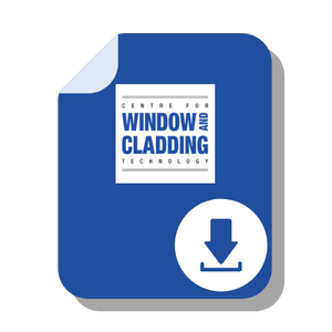 Technical Note 08: Selection of windows - a checklist for specifiers (8 pp)