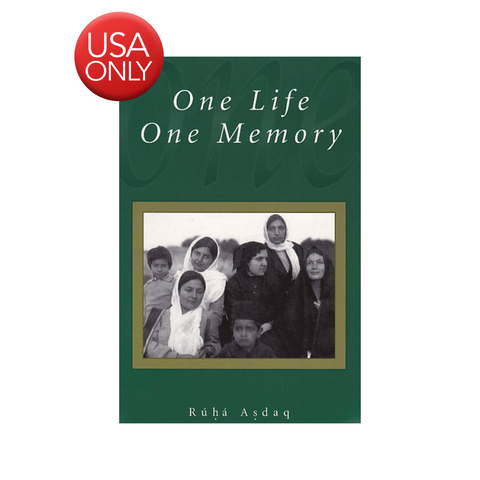 One Life, One Memory - Memories of Pilgrimage in 1914