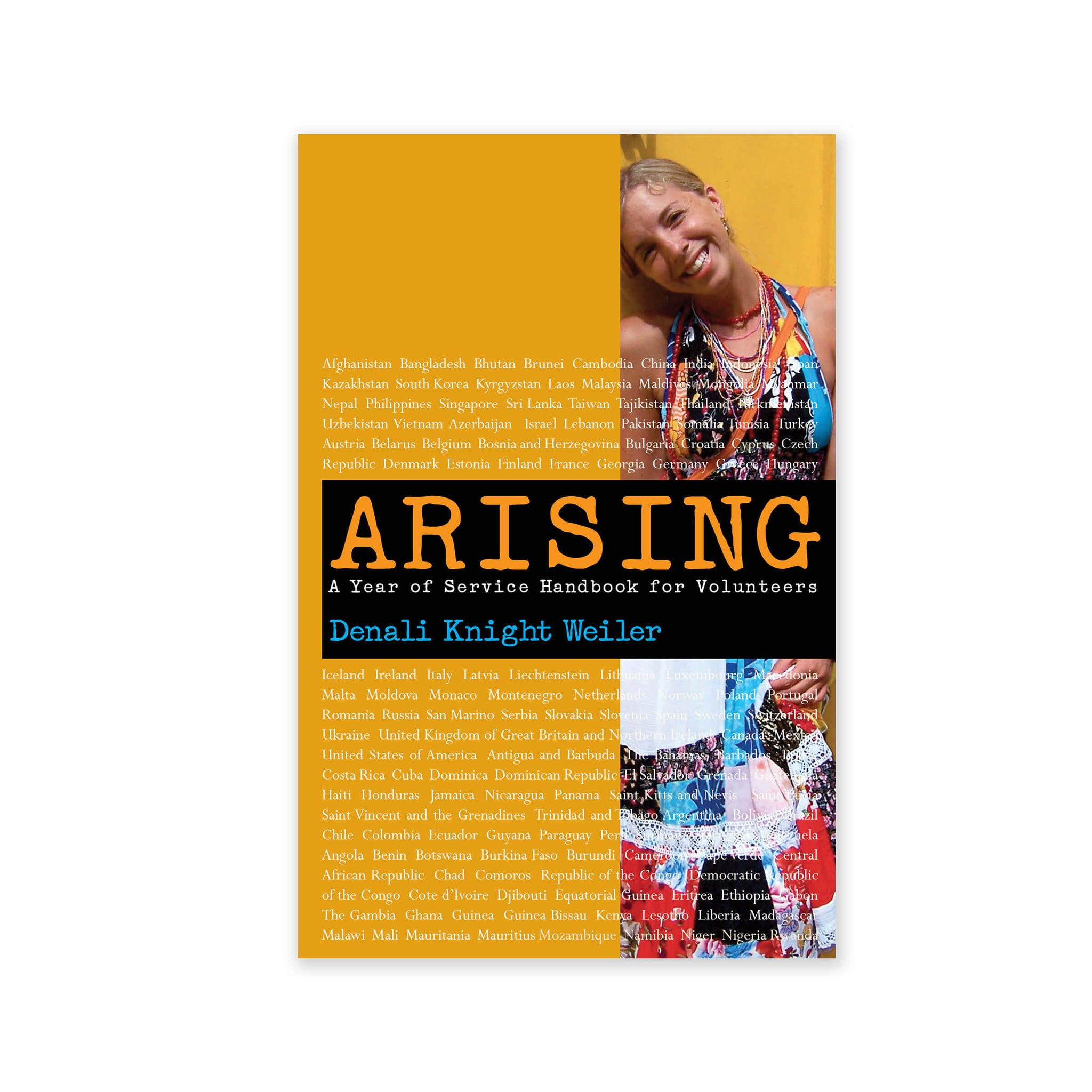 Arising - A Year of Service Handbook for Volunteers