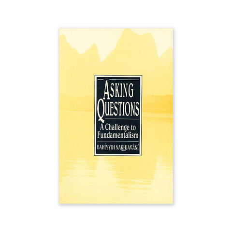 Asking Questions - A Challenge to Fundamentalism