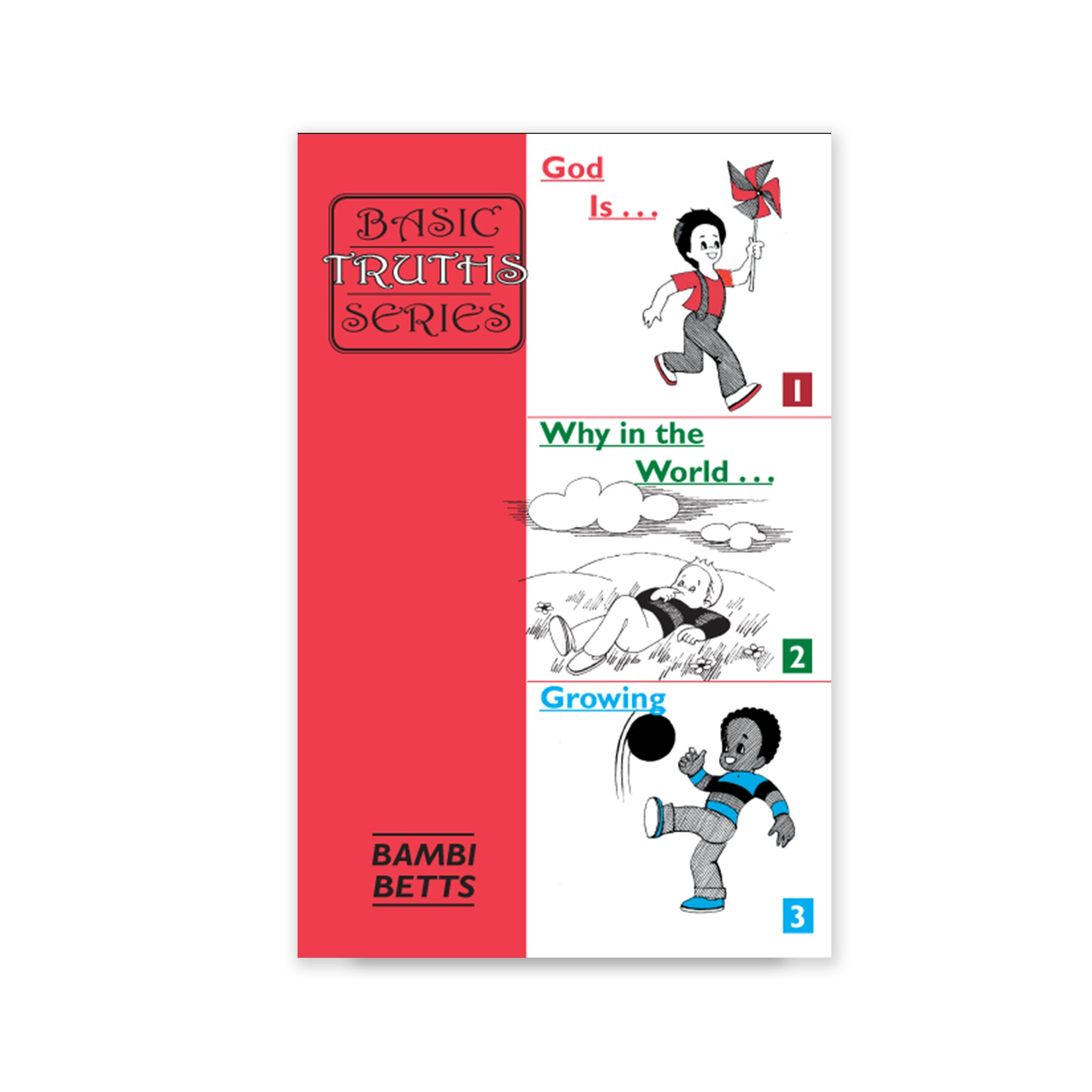 Basic Truths Series 1 - Simple Books for Young Children