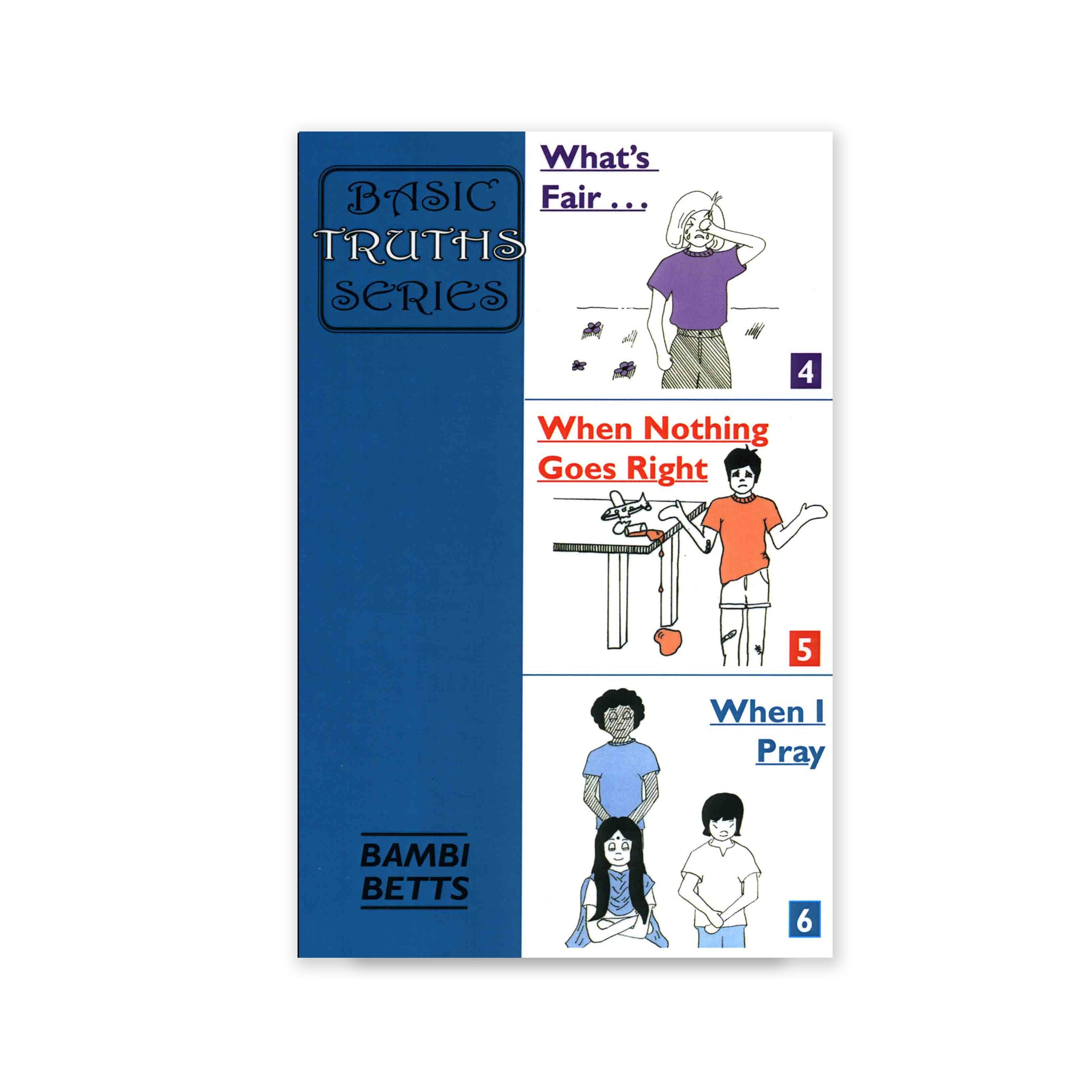 Basic Truths Series 2 - Simple Book for Young Children