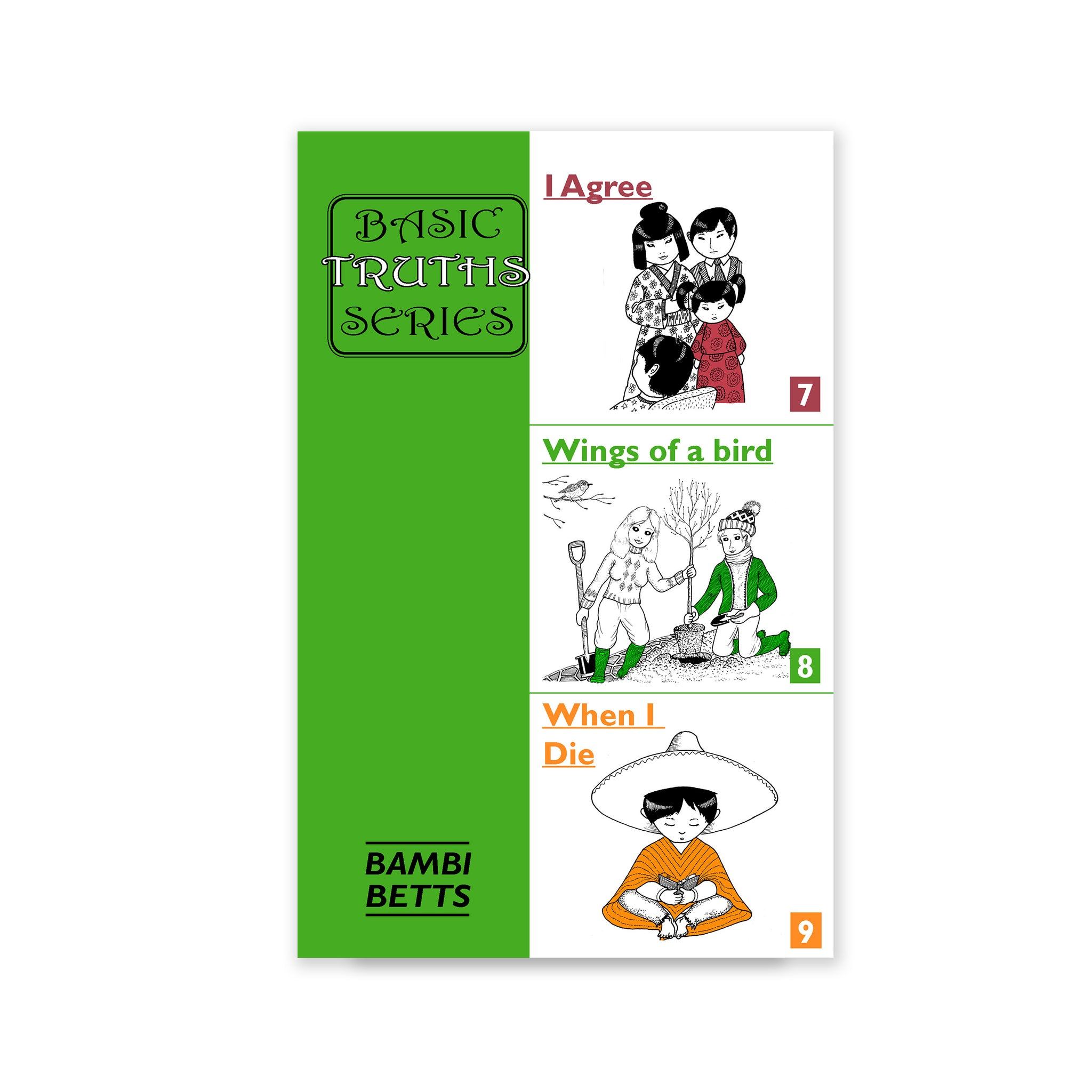 Basic Truths Series 3 - Simple Book for Young Children