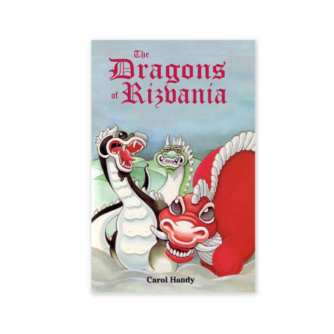 Dragons of Ridvania - A Story for Children