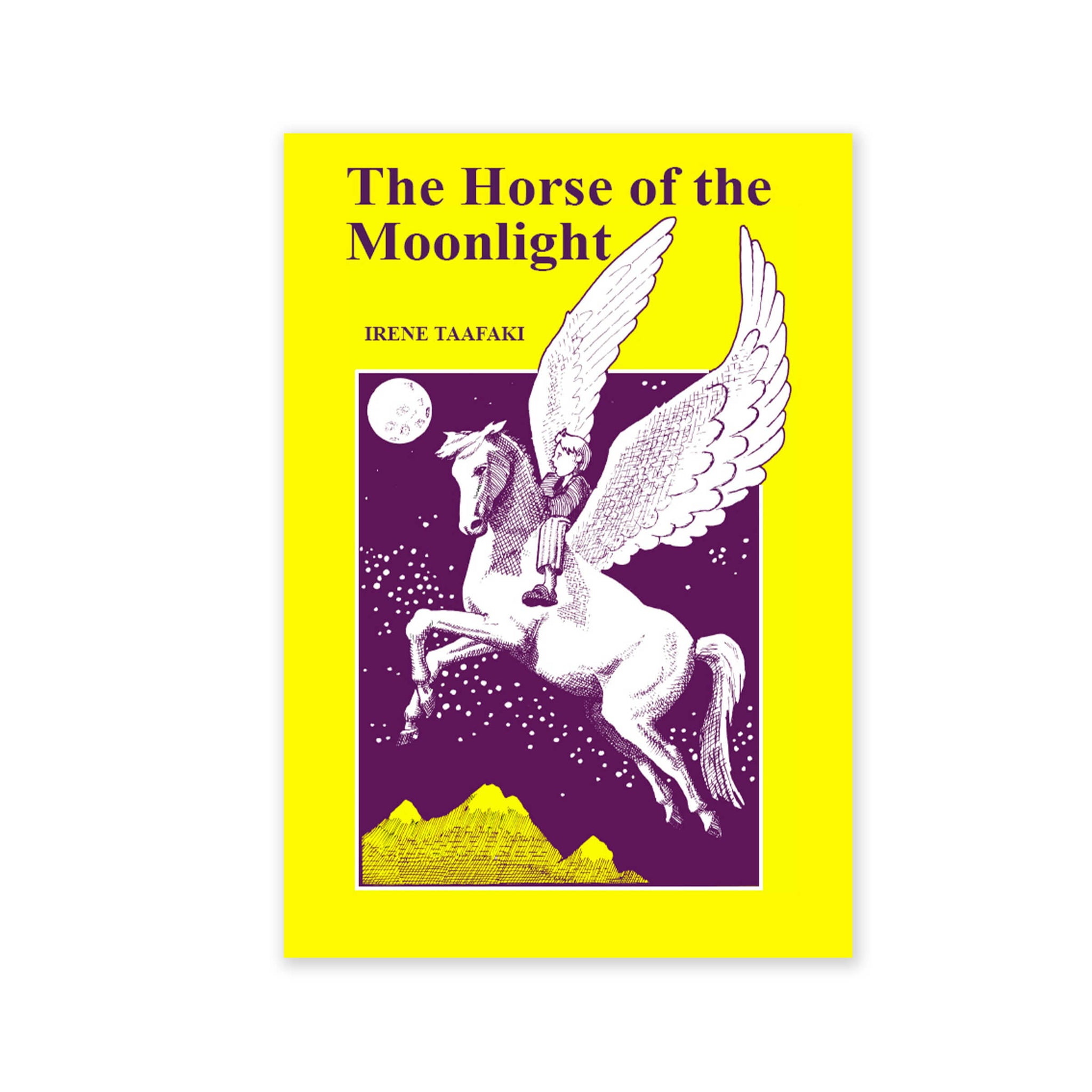 Horse of the Moonlight - A Story for Children