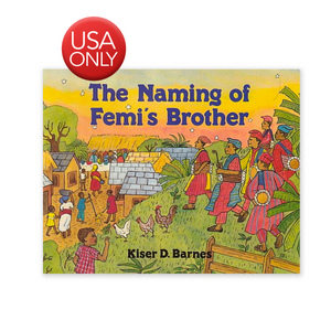 Naming of Femi's Brother - A Story for Children
