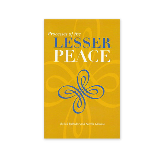 Processes of the Lesser Peace - Essays on World Peace and Global Governance