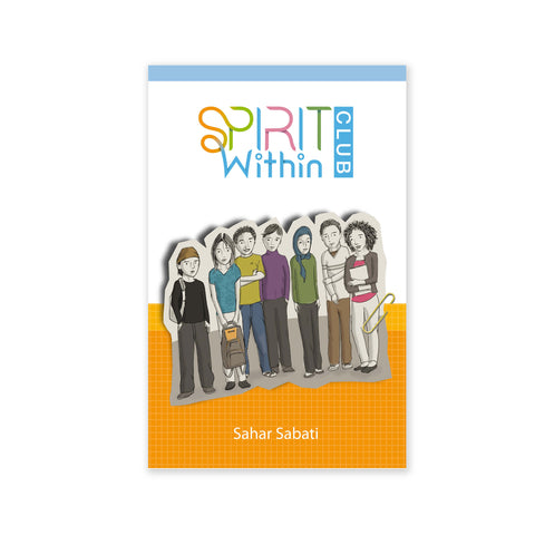 Spirit Within Club - A Novel for Older Children
