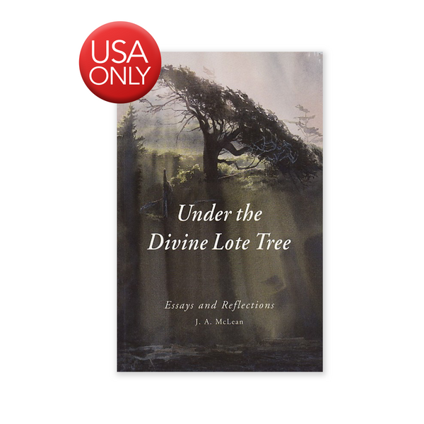 Under the Divine Lote Tree - Essays and Reflections