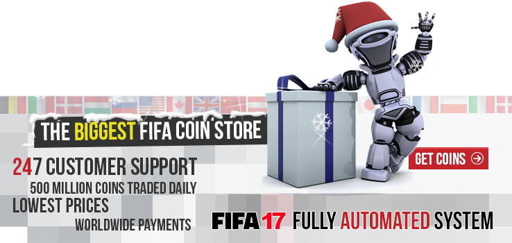 Buy FIFA coins online instantly