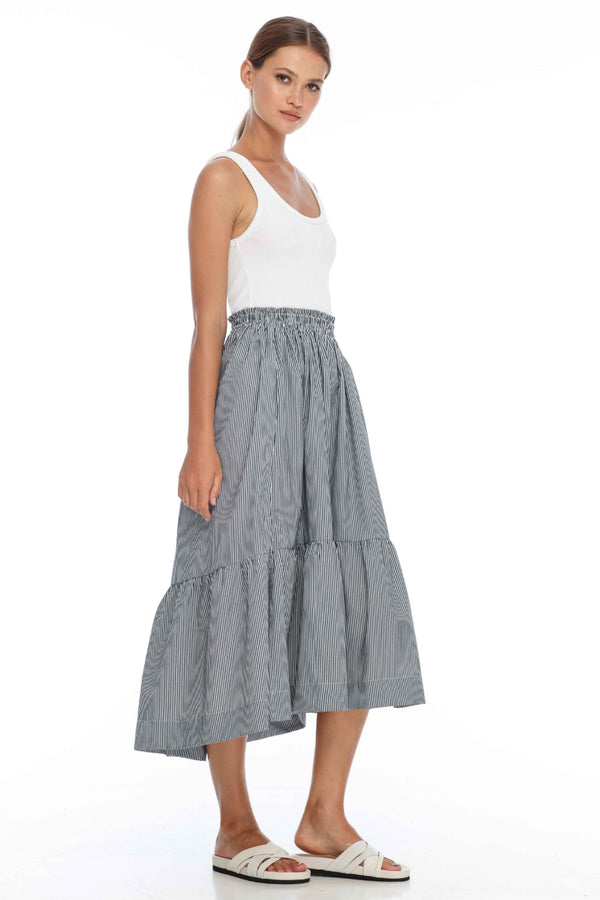 S21/7098 Periwinkle Skirt
