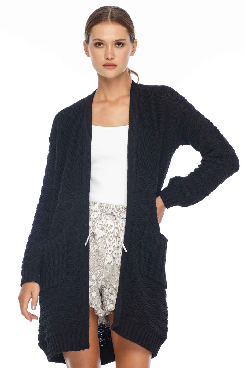 After Hours cardi