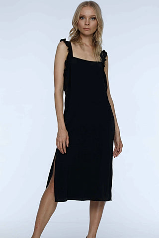 Miami Dress Black