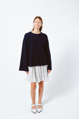 2413 Ribby Sweater