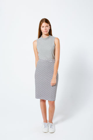 7048 Draw the Line Skirt