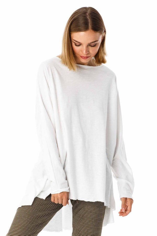 Long Sleeve Off Duty Tee