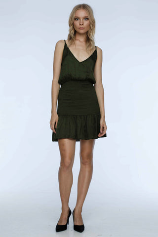 Miami Dress Khaki