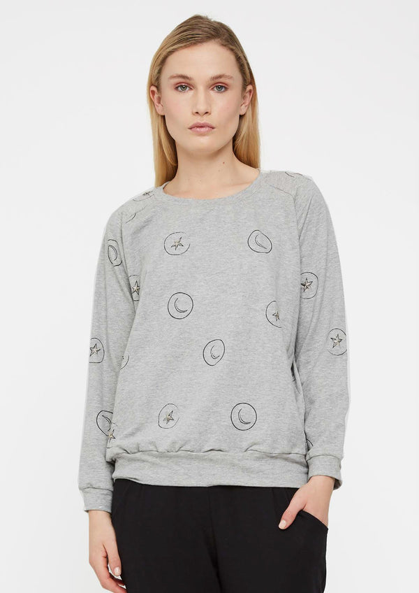 Star Studded Sweater