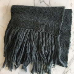 4003 Affluence Scarf GREY