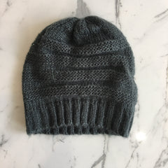 4004 Affluence Beanie Grey