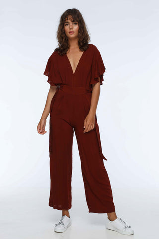 In The Know Romper