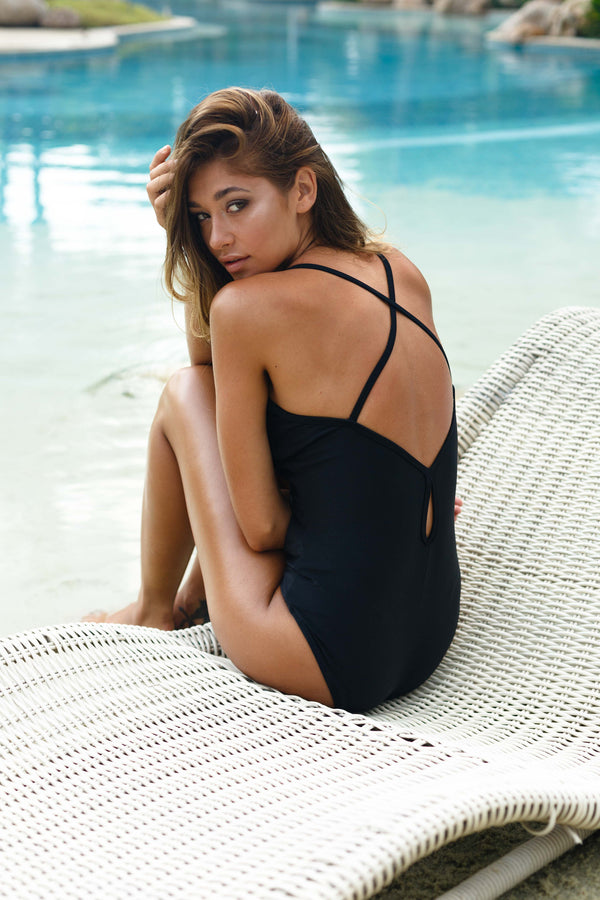 1157 Key To Heart Swimsuit