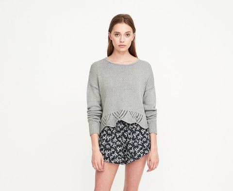 2577-01 Light Hearted Sweater