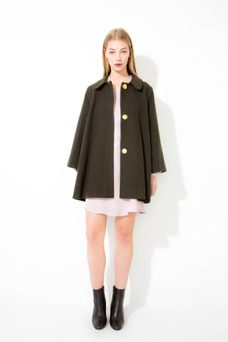3166-01 My Own Way Coat