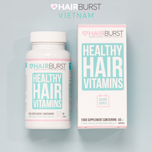 VIÊN UỐNG VITAMINS HAIRBURST | HAIRBURST HEALTHY HAIR VITAMINS