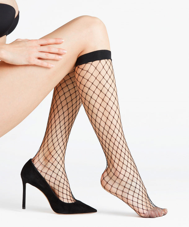 Classic Net Knee-high