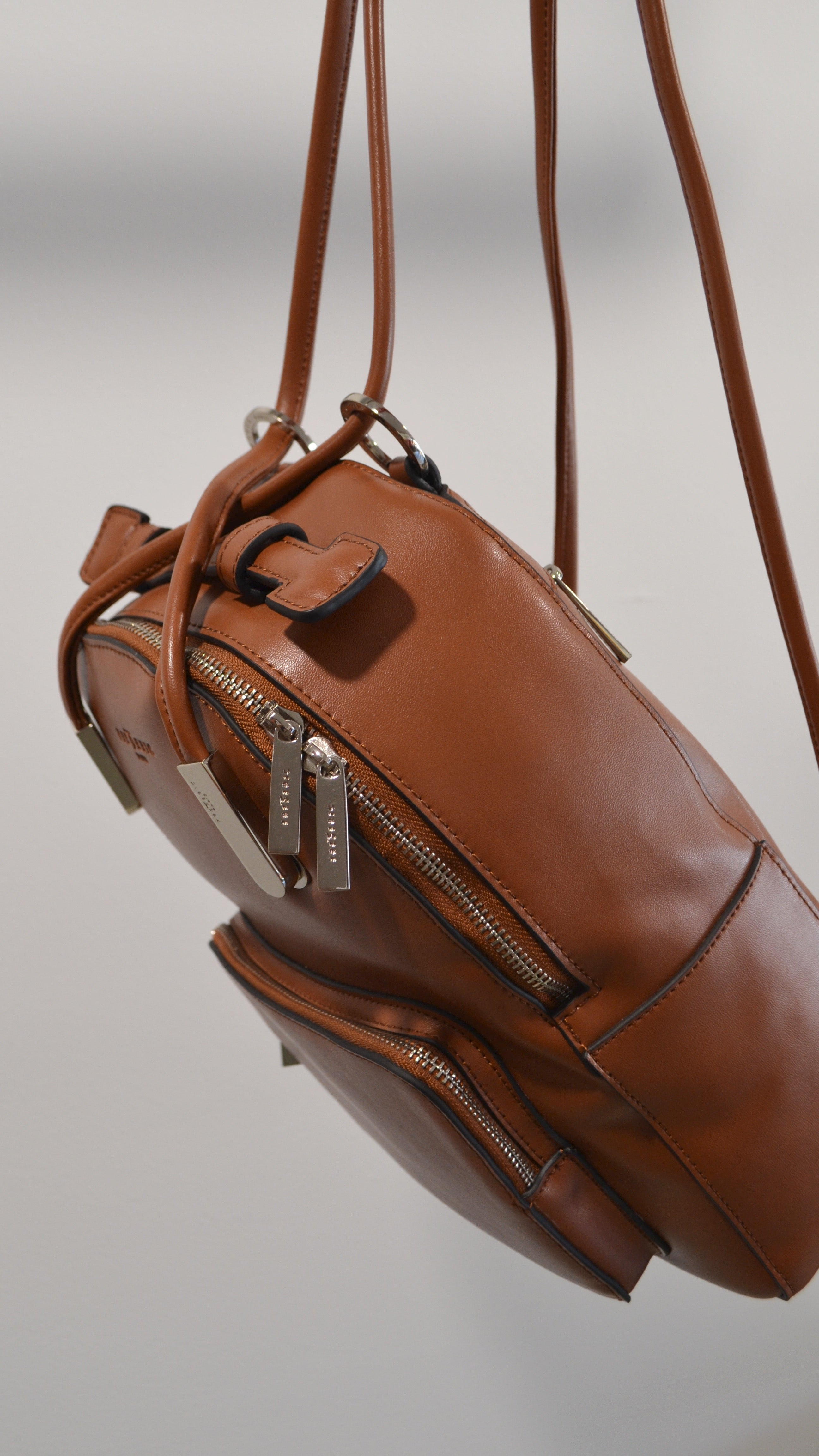Frederic Leather Backpack