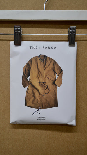 TN31 Parka Pattern