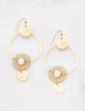 Andorin Earrings