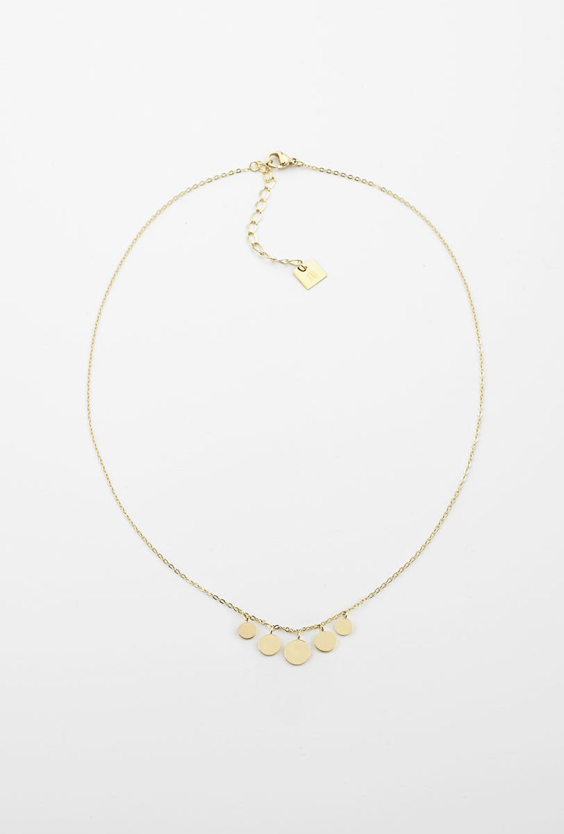 Pluton Necklace