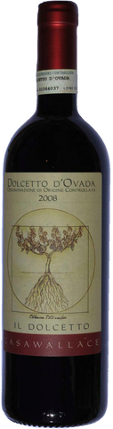 Casa Wallace - Dolcetto d'Ovada DOC 2008
