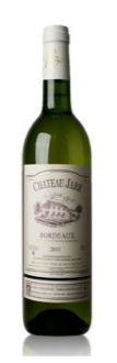 Chateau Jarr Blanc Bordeaux 2014 - OUT OF STOCK