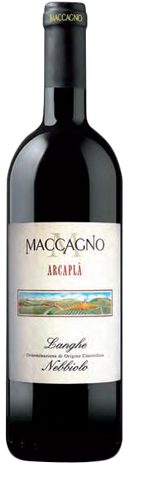 Maccagno - Langhe Nebbiolo DOC 2009 - Out of Stock
