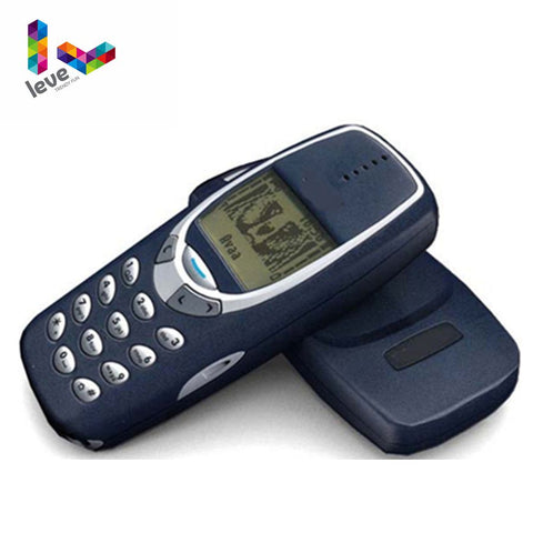 Original Unlocked Nokia 3310 - Click for tech