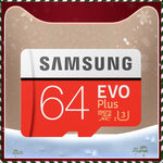 SAMSUNG  Micro SD card - Click for tech