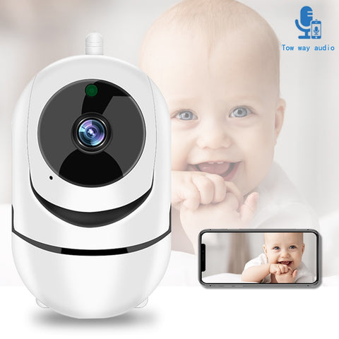 WiFi Baby Monitor Baby Mobile Phone Remote Control - Click for tech