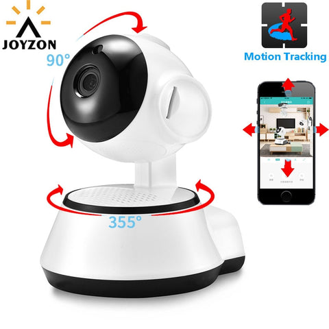 Baby Monitor Wireless Auto Tracking Cam - Click for tech
