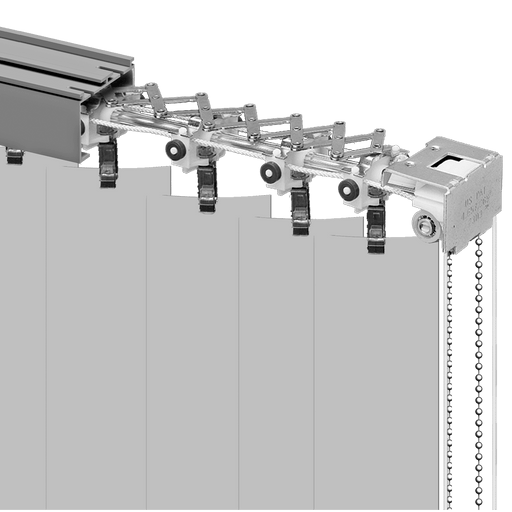 Vertical Blind Headrail (G-71)