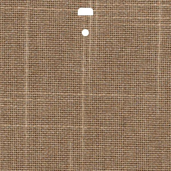 "3 1/2"" Fabric Vertical Blind Channel Panel Insert (Baskerville Caffeine)"