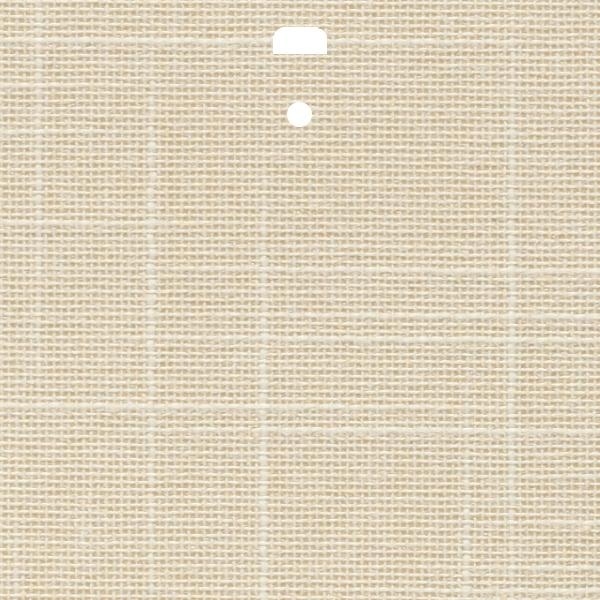 "3 1/2"" Fabric Vertical Blind Channel Panel Insert (Baskerville Provolone)"