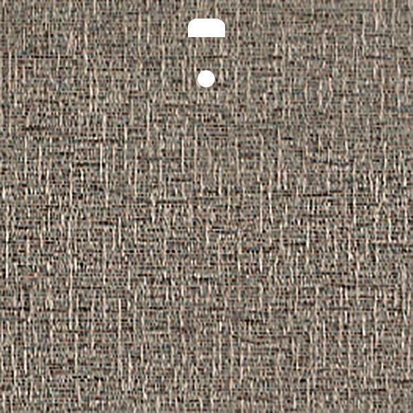 "3 1/2"" Fabric Vertical Blind Channel Panel Insert (Crossweave Tahiti)"